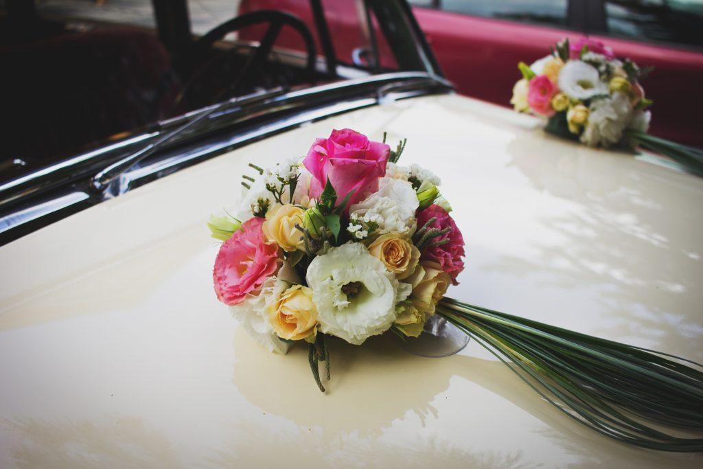 Hochzeitsautos